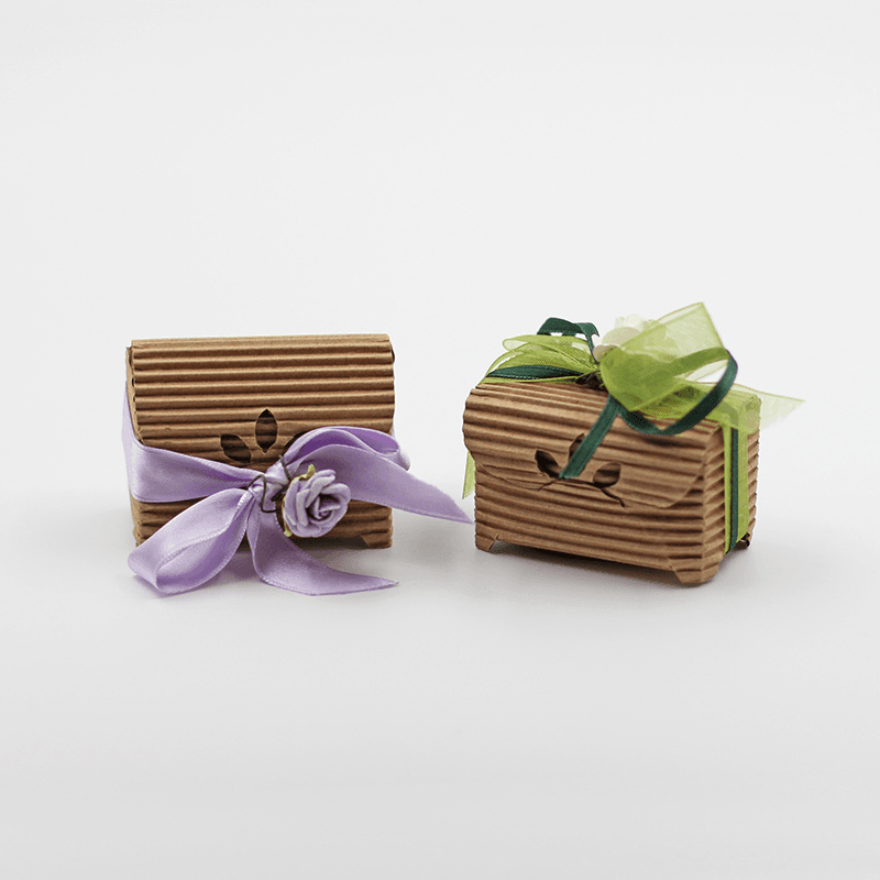 scatoline rustiche coppia