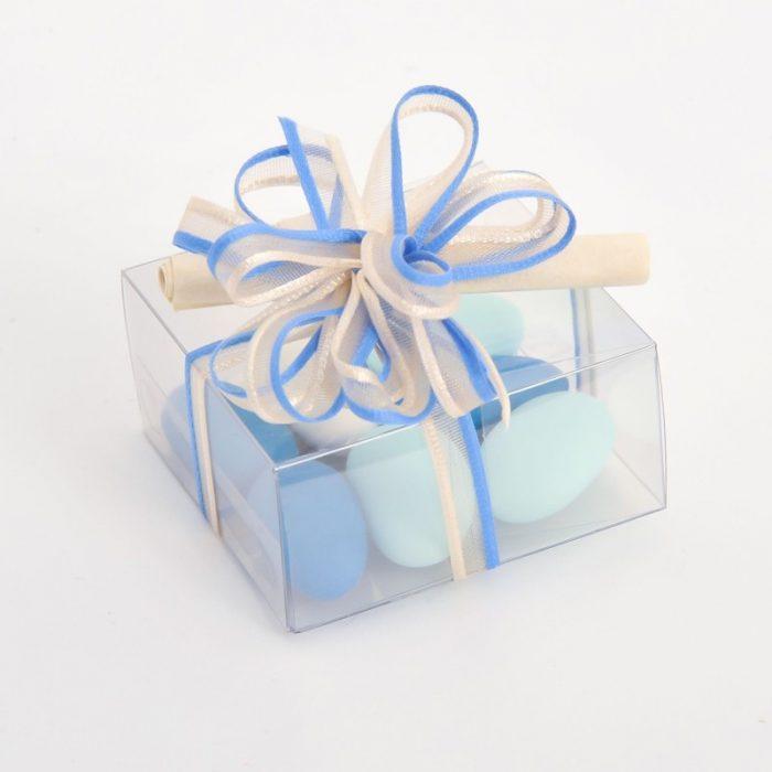 portaconfetti 7 blu