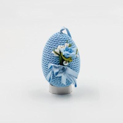uovo azzurro