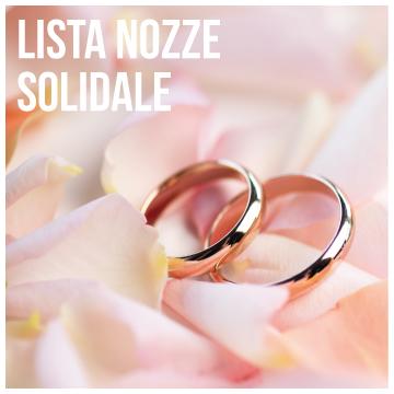 Sostieni LILT Biella - Lista nozze solidale
