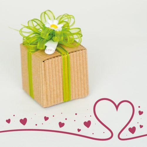 Bomboniera Solidale promessa di Matrimonio - LILT Biella