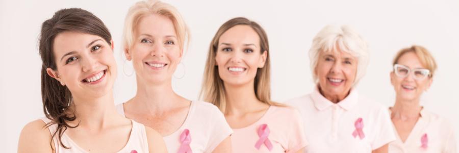 Sostieni la lotta contro i tumori femminili